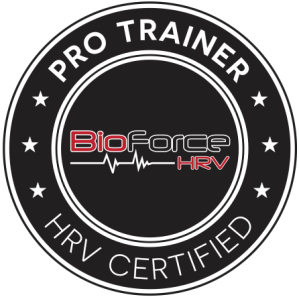 Nathan is a certified HRV Pro Trainer