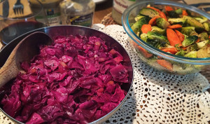 Braised Cabbage with Apples & Cider Vinegar – German Inspired