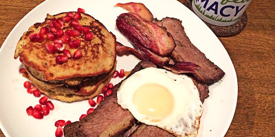 "Are Paleo Pancakes really as ""healthy"" as they seem to be?"