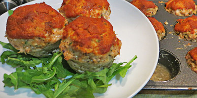 Herbed Chicken Meatloaf - FINAL MEATLOAVES by Grassfed Farmacy @grassfedfarmacy