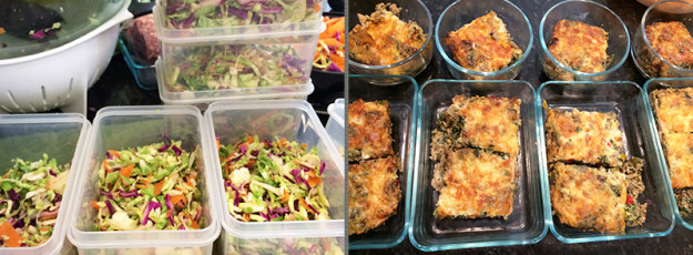 Weekly Meal Prep Planning - Tupperware Varieties - Fitmark, Glasslock